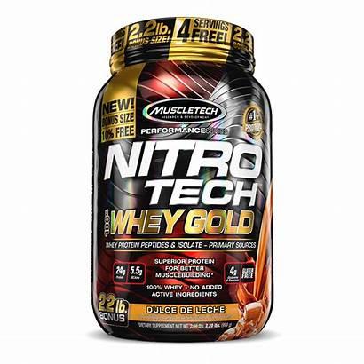 Whey Nitro Tech Muscletech Protein 999g Nitrotech