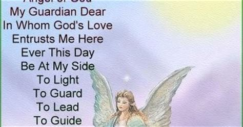 quotes  sayings angel  god  guardian dear