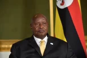 uganda police kill   protest  president yoweri