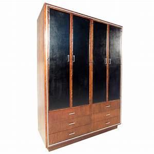 John Stuart For Widdicomb Mid Century Modern Wardrobe