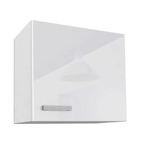 caisson haut de cuisine start caisson haut de cuisine l 60 cm blanc brillant