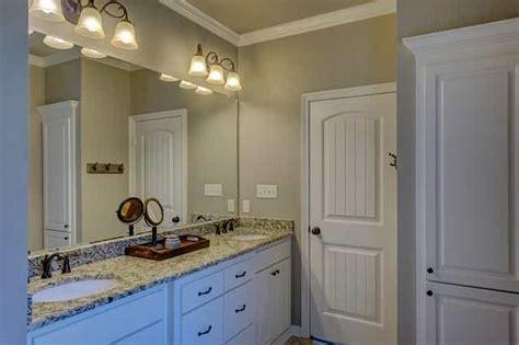 brighten a windowless bathroom home remodeling