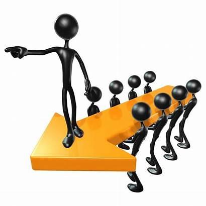 Clipart Leader Leadership Competencies Qualities Traits Lead