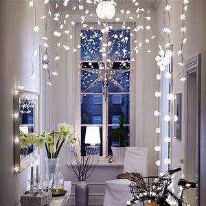 Ikea Deco Noel : guirlande lumineuse ikea noel decoration ~ Melissatoandfro.com Idées de Décoration