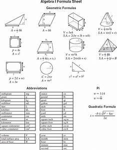 Calculus Formula Sheet News Ucluz Math Formulas Maths