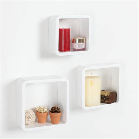 floating wall shelf wood top 20 white floating shelves for home interiors