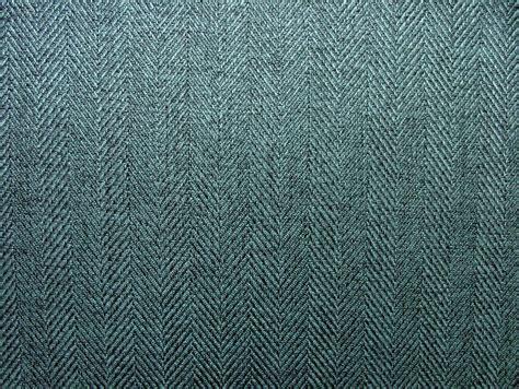 wool drapery fabric herringbone blue tweed wool effect washable upholstery