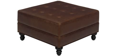 large square storage ottoman large square storage ottoman leather club furniture