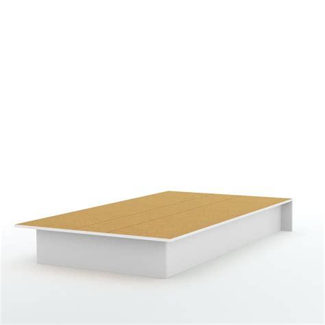 Twin Size Modern Platform Bed Frame In White Finish  Ebay. Professional Drafting Table. Ikea Galant Desk Top Shelf. Writing Desks. Student Desk Target. Job Desk Store Manager. Vinyl Table. Standing Height Desk Ikea. Modern Black Desks