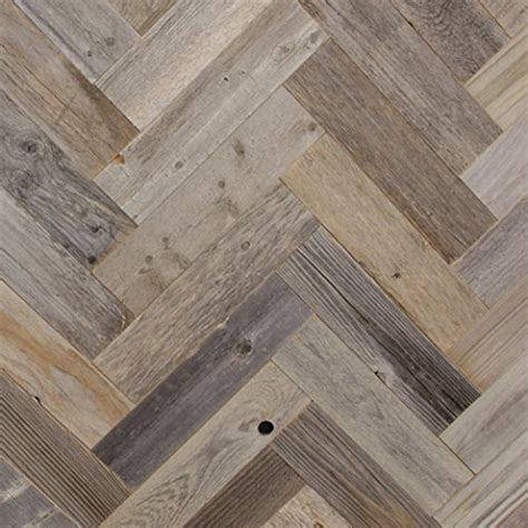 peel and stick floor tile reviews diy reclaimed barn wood wall herringbone pattern easy