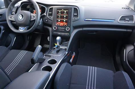 Renault Megane Gt Is Available With E-brake Button Or