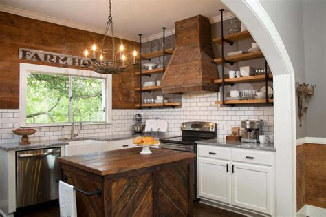 kitchen ideas on a budget kitchen makeovers on a budget homesfeed Rustic