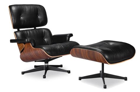 eames chaises eames lounge chair vitra black manhattan home design