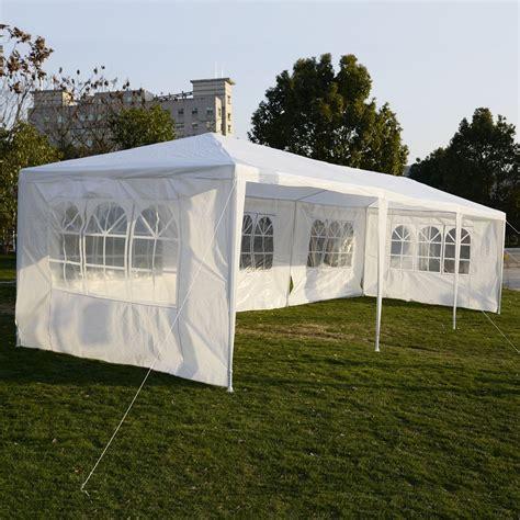 party wedding outdoor patio tent canopy heavy duty gazebo pavi vicks great deals