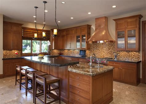 Ideas For Old Kitchen Cabinets - 6 ways to use copper in your kitchen design