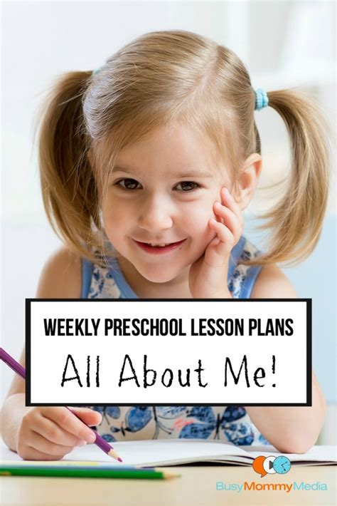 weekly preschool lesson plans all about me 150 | preschoollessonpinb 683x1024