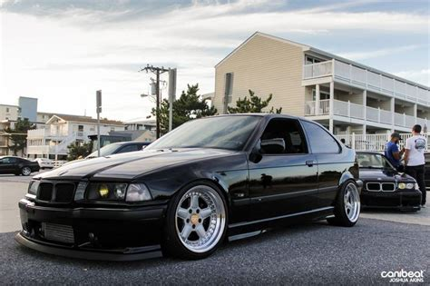 Charged Bmw E36 Compact On Culture Classic Ac Schnitzer