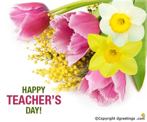 Happy Teacher's Day Messages & Sms Dgreetings