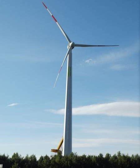 Представлен концепт ветрогенератора в виде дерева для размещения в городских условиях хабр