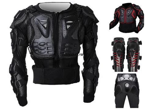 Wolfbike Motorcycle Protector Jacket Armor Shorts