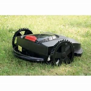 Tondeuse Pour Terrain En Pente : robot tondeuse 1000m de jardin terrain accident pente ~ Premium-room.com Idées de Décoration