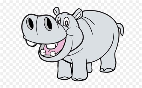 Hippo Clip Hippopotamus Free Content Stock Xchng Clip