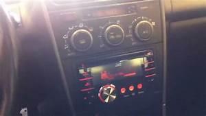 2001 Lexus Is300 Radio Replacement Jvc Kw