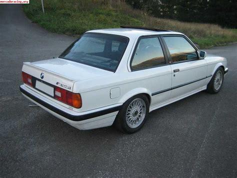 si鑒e bacquet vendo bmw 325i e30 venta de vehículos y coches clásicos