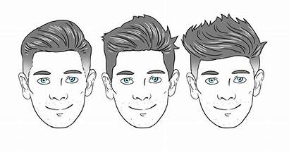 Face Shape Oval Hairstyles Hairstyle Haircuts Shapes