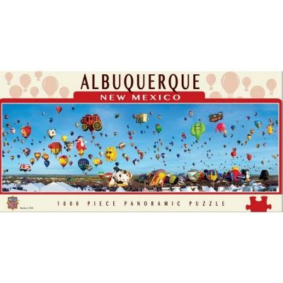 cadre puzzle 1000 pieces puzzle albuquerque new mexico master pieces 71585 1000 pieces jigsaw puzzles country usa and