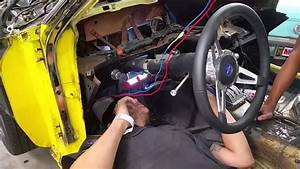 Dash Removal And Wiring - Gerry U0026 39 S 1970 Mustang Fastback - Day 8