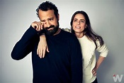 Emmy Contenders Amanda Peet and Steve Zissis on Going 'Off ...