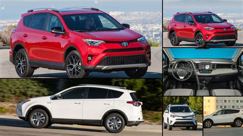 toyota msrp toyota rav4 all years and modifications with reviews