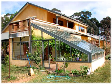 sunroom attached to house greenhouse next to house doomsday stuff pinterest passive solar solar and green houses