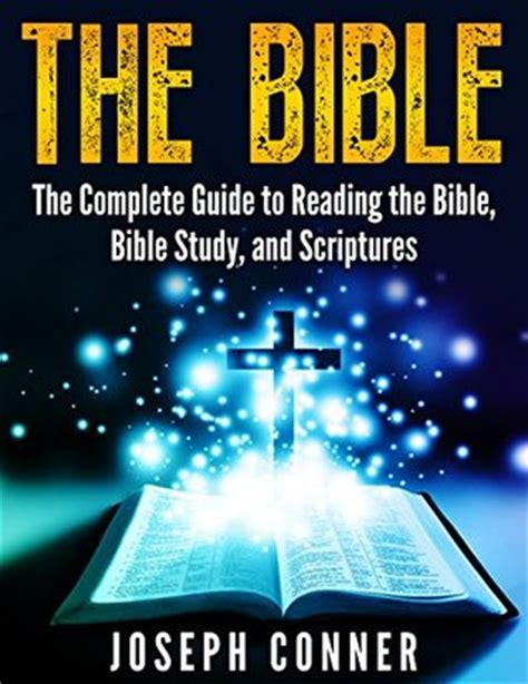 bible  complete guide  reading  bible bible