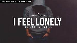 """I Feel Lonely"" - Sad Piano Drums Beat 2015 ( Prod : Danny ..."