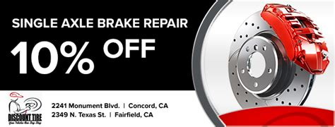 Concord Ca Tires & Auto Repair Shop