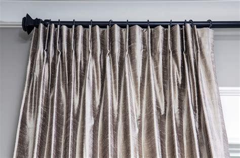 window curtain rods the importance of custom drapery rods drapery
