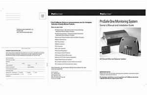 Promariner Prosafe One Galvanic Isolator Monitoring Panel