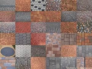 Pflastersteine Muster Bilder : gartenwege gestalten auf gutem fu e zum gartenhaus ~ Frokenaadalensverden.com Haus und Dekorationen