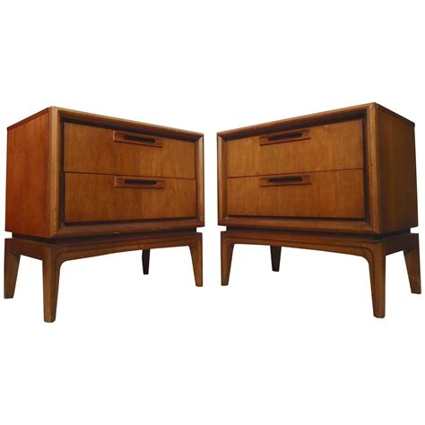 mid century nightstand mid century modern nightstands at 1stdibs