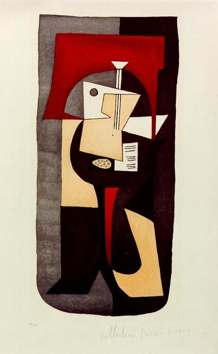 Piedistallo Per Chitarra by Chitarra Su Piedistallo 1920 Di Pablo Picasso 1881 1973