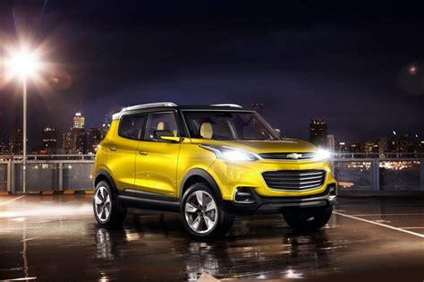 Chevrolet Car :  Chevrolet Adra Small Suv For India