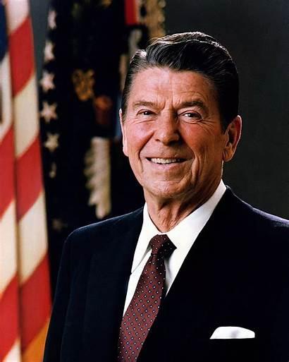 Reagan Ronald President 1981 Portrait Official Regan