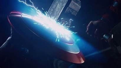 Thor Hammer Shield Mjolnir Avengers Thors Wallpapers