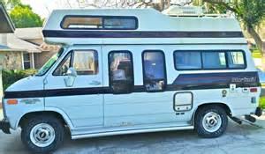 RV Class B Camper Van