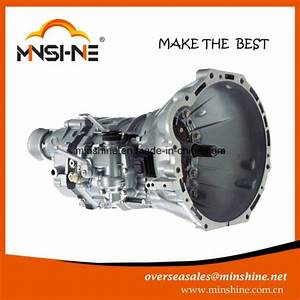 China 3y  4y Transmission For Toyota Hiace