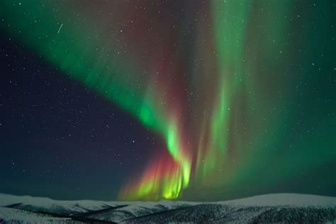 alaska aurora northern lights north america borealis places winter seeing dark canada usa viewing location skies american september geographic state
