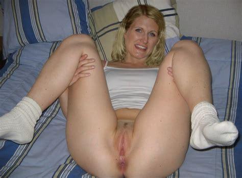 Milf Spreads Her Legs Open TyrellNudeChannel