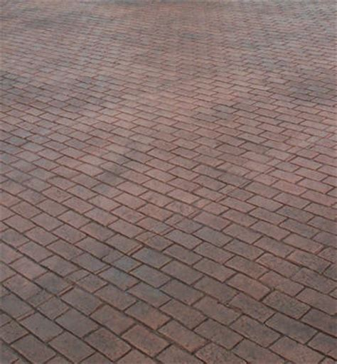 running brick pattern old brick running bond matcrete decorative concrete products